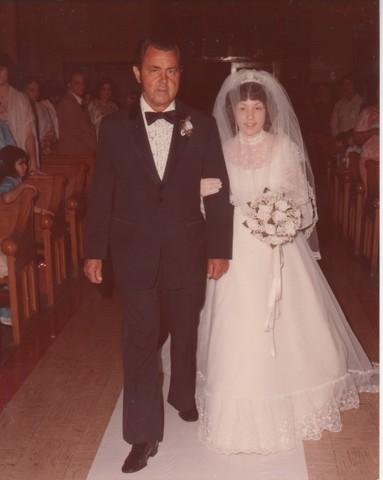 Steve and Cheryl's Wedding 1980  32