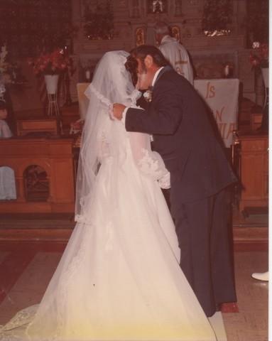 Steve and Cheryl's Wedding 1980  33