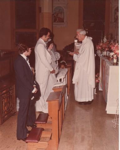Steve and Cheryl's Wedding 1980  36