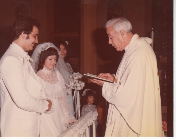 Steve and Cheryl's Wedding 1980  40