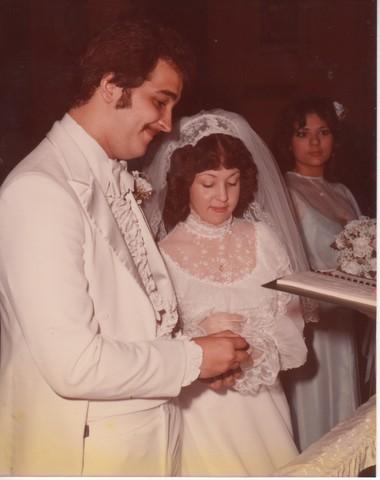 Steve and Cheryl's Wedding 1980  41