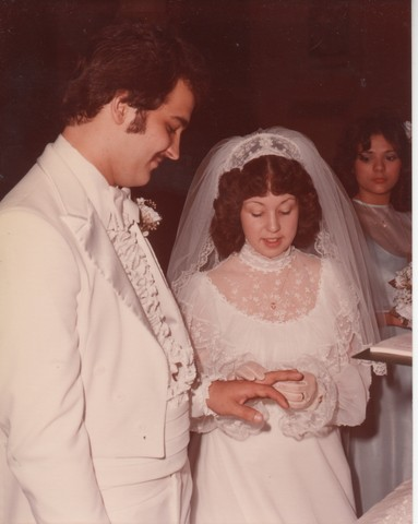 Steve and Cheryl's Wedding 1980  42