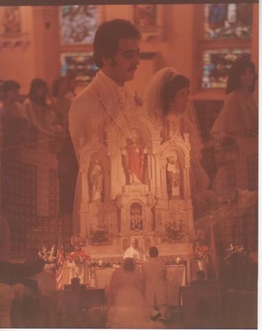 Steve and Cheryl's Wedding 1980  45