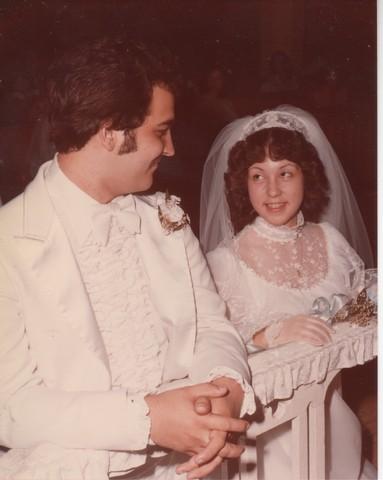 Steve and Cheryl's Wedding 1980  46