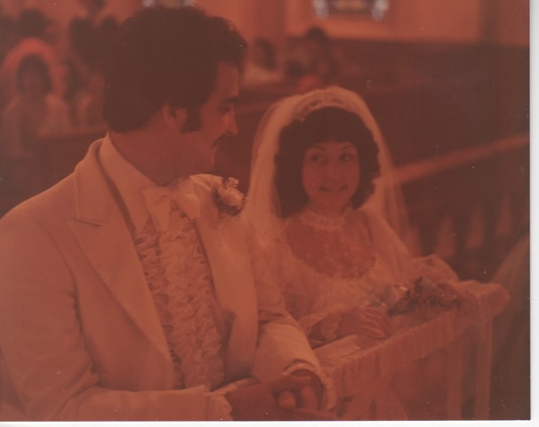 Steve and Cheryl's Wedding 1980  47