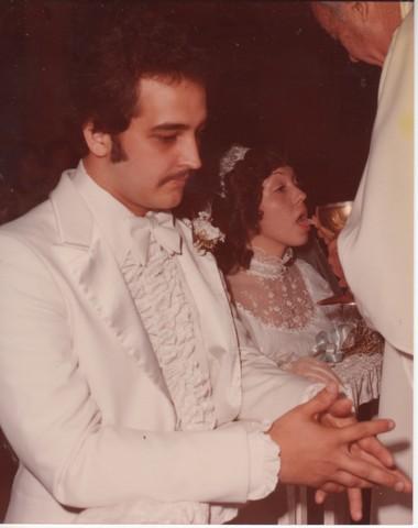 Steve and Cheryl's Wedding 1980  48