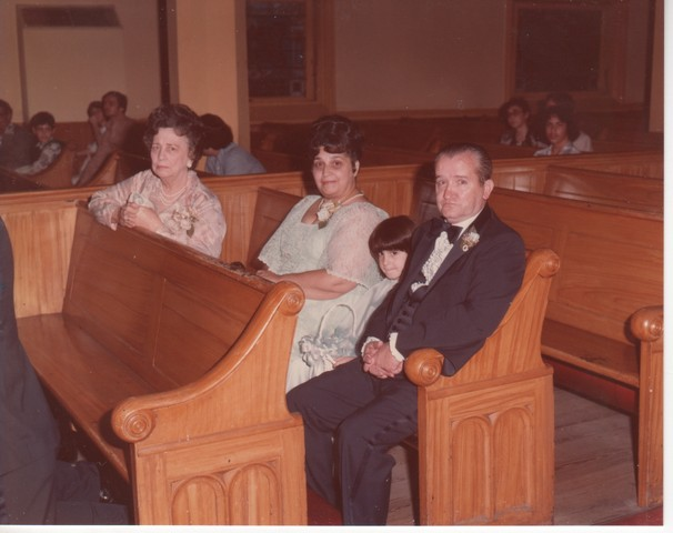 Steve and Cheryl's Wedding 1980  50
