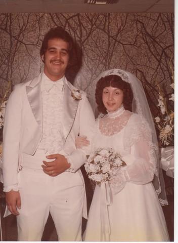Steve and Cheryl's Wedding 1980  55