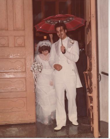 Steve and Cheryl's Wedding 1980  56
