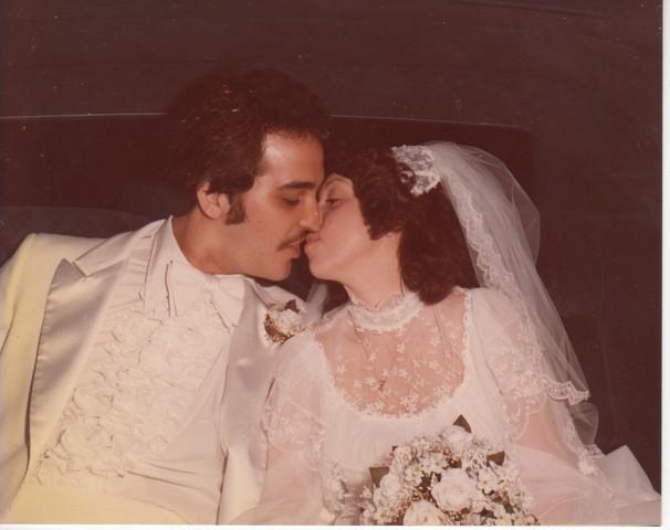 Steve and Cheryl's Wedding 1980  57