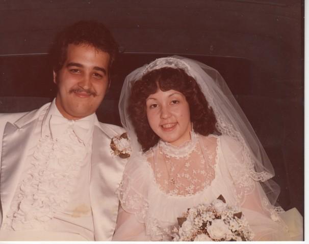Steve and Cheryl's Wedding 1980  58