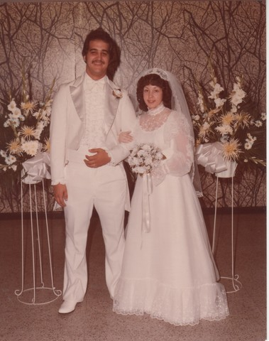Steve and Cheryl's Wedding 1980  59