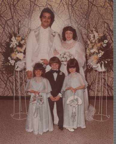Steve and Cheryl's Wedding 1980  61