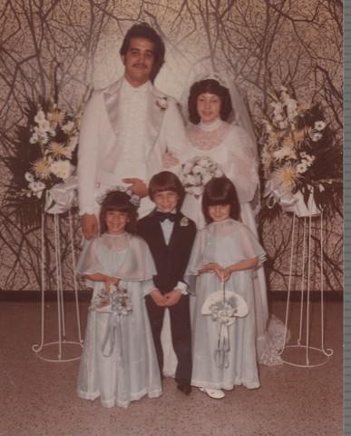 Steve and Cheryl's Wedding 1980  61