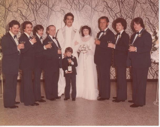 Steve and Cheryl's Wedding 1980  64