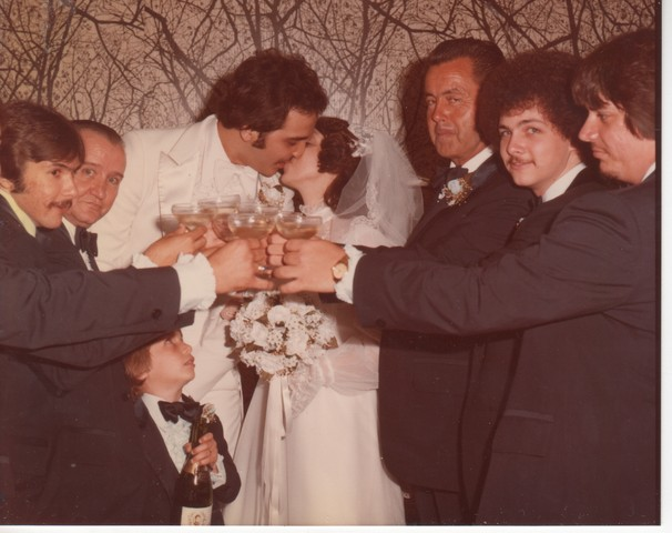 Steve and Cheryl's Wedding 1980  65