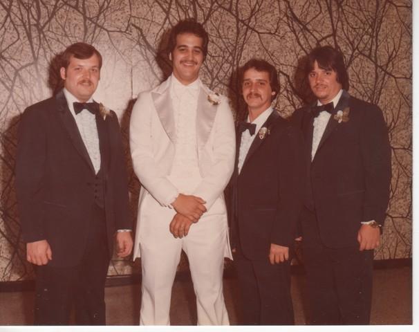 Steve and Cheryl's Wedding 1980  67