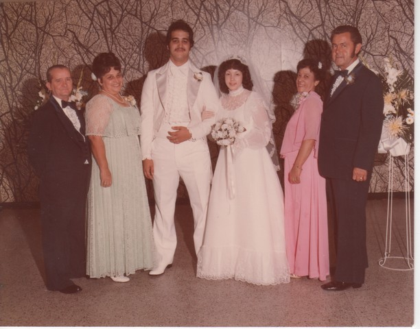 Steve and Cheryl's Wedding 1980  68
