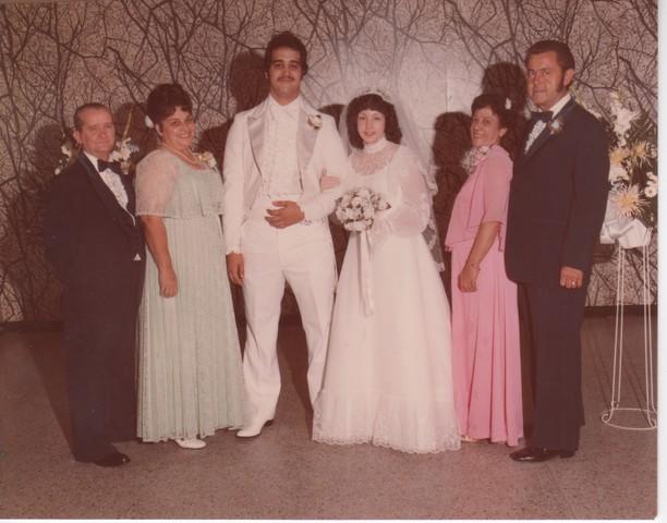 Steve and Cheryl's Wedding 1980  68
