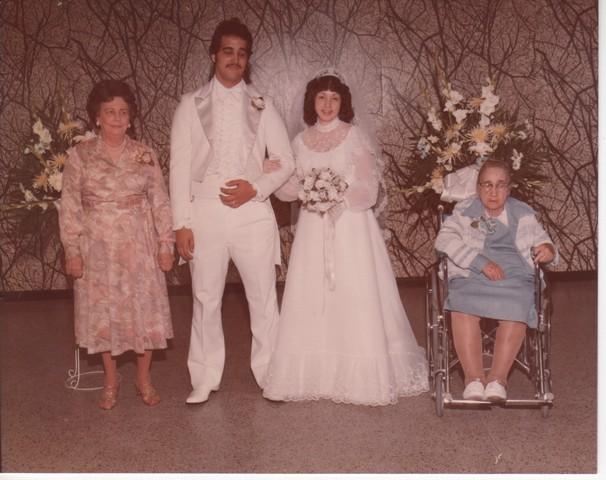Steve and Cheryl's Wedding 1980  69