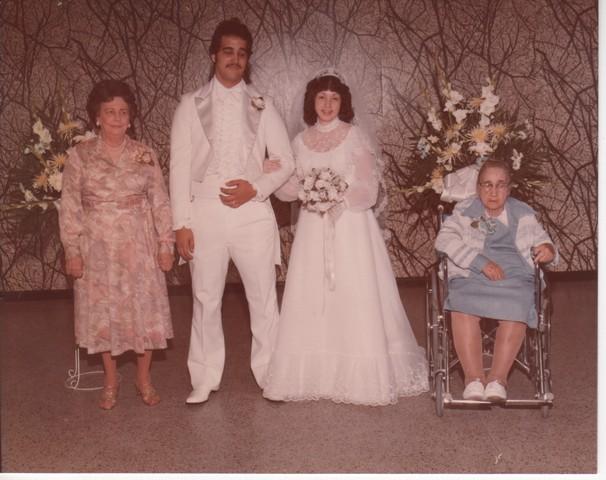 Steve and Cheryl's Wedding 1980  69