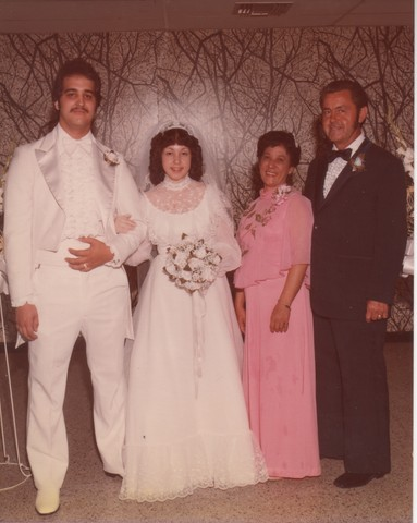 Steve and Cheryl's Wedding 1980  70