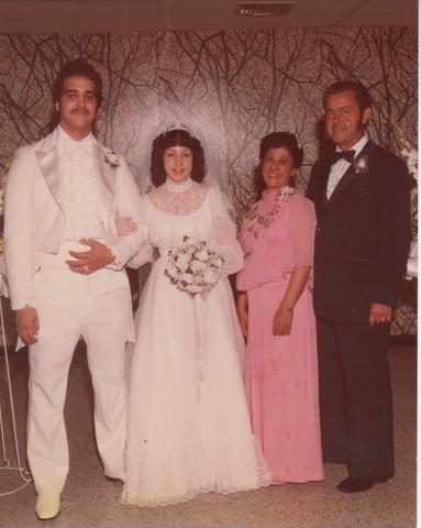 Steve and Cheryl's Wedding 1980  70