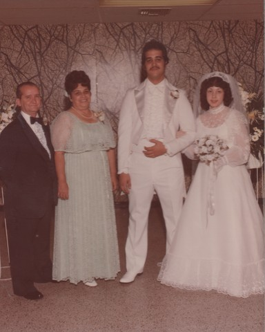 Steve and Cheryl's Wedding 1980  71