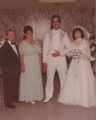 Steve and Cheryl's Wedding 1980  71