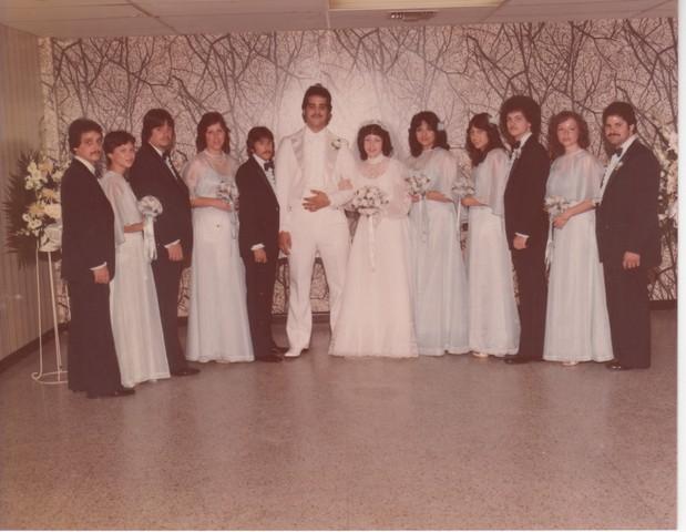 Steve and Cheryl's Wedding 1980  73
