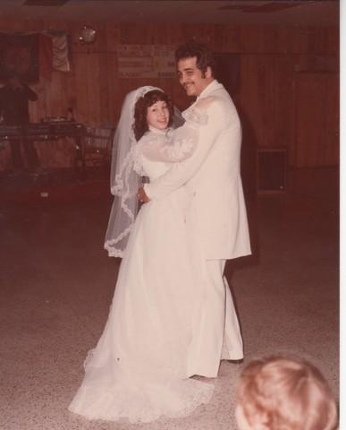 Steve and Cheryl's Wedding 1980  75