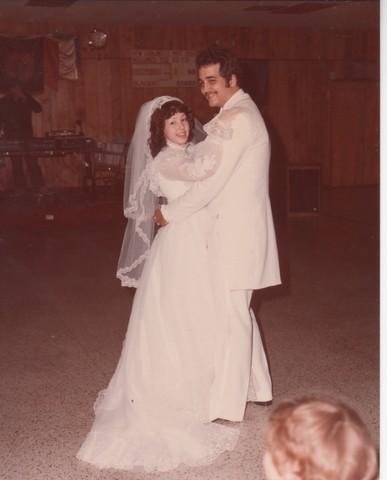 Steve and Cheryl's Wedding 1980  75