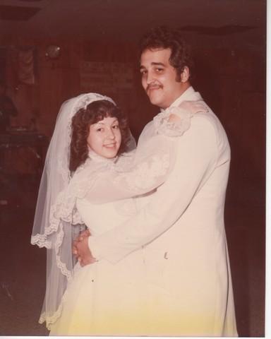 Steve and Cheryl's Wedding 1980  76