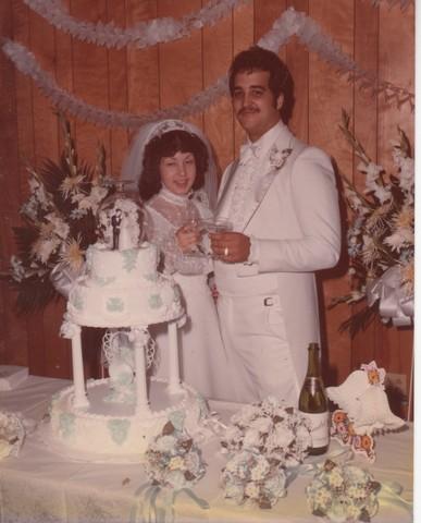 Steve and Cheryl's Wedding 1980  78