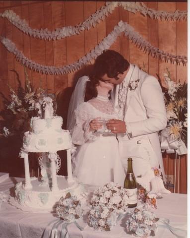 Steve and Cheryl's Wedding 1980  79