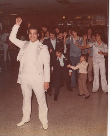 Steve and Cheryl's Wedding 1980  86