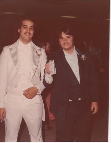 Steve and Cheryl's Wedding 1980  87