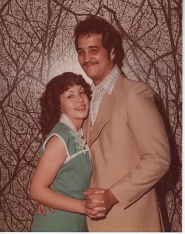 Steve and Cheryl's Wedding 1980  88
