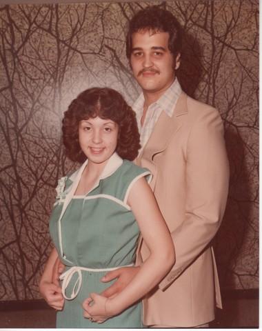 Steve and Cheryl's Wedding 1980  89