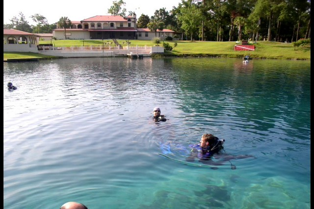 Vortex Springs Check Out Dive 05