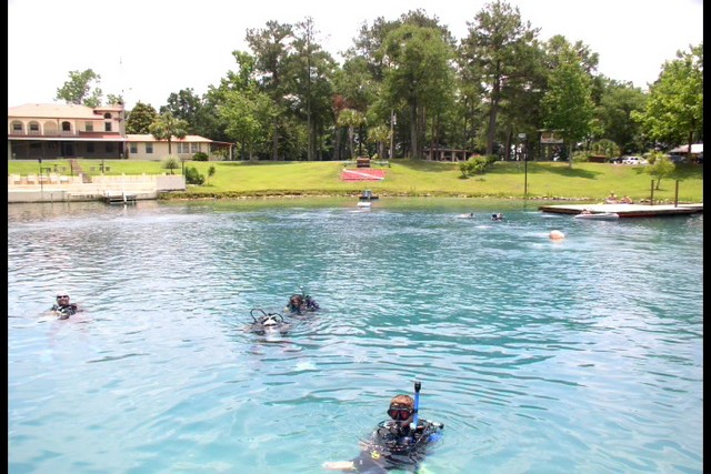 Vortex Springs Check Out Dive 22
