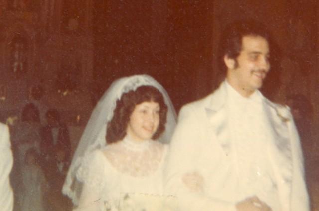 steve n cheryln wed