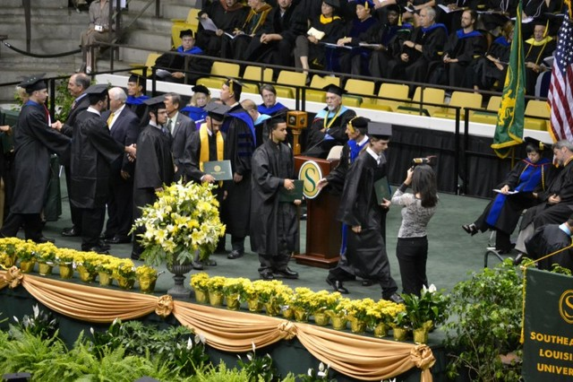 Ryan-and-Christina-Graduate-SELU-41