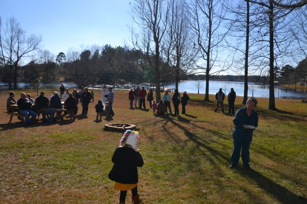 Ryan and Christina's Gender Reveal for Oliver 1-23-2016 (30)