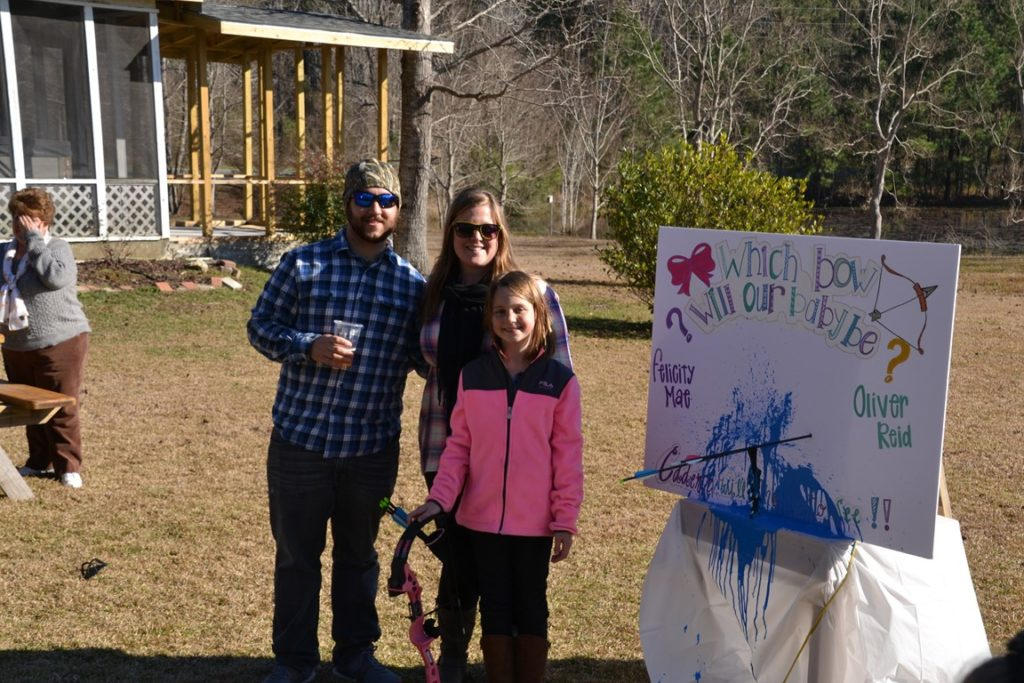 Ryan and Christina's Gender Reveal for Oliver 1-23-2016 (44)