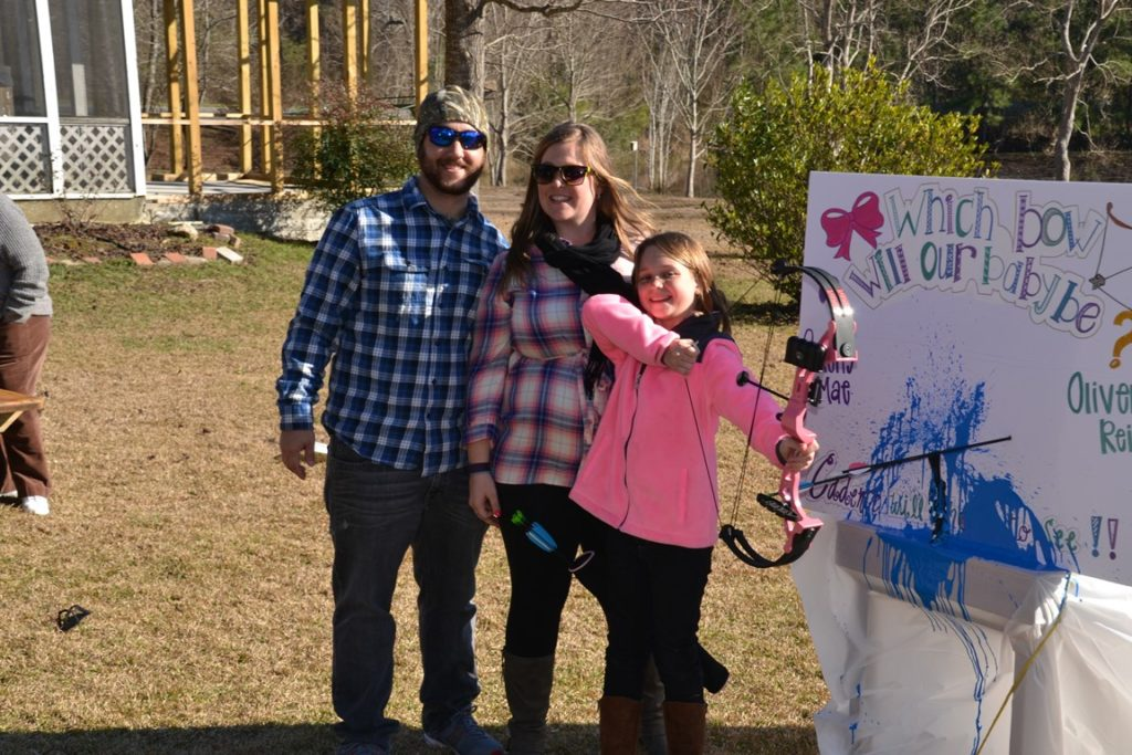 Ryan and Christina's Gender Reveal for Oliver 1-23-2016 (48)