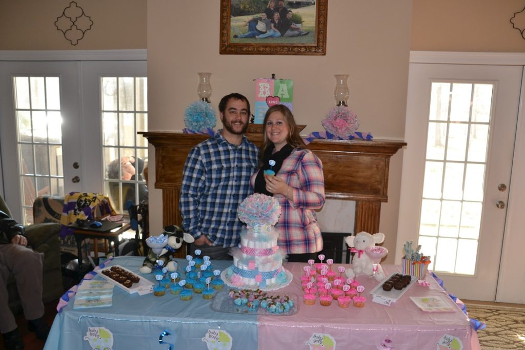 Ryan and Christina's Gender Reveal for Oliver 1-23-2016 (52)