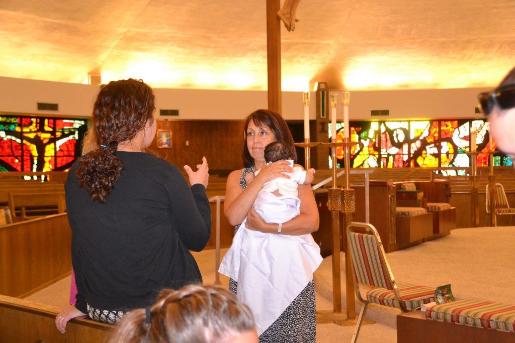 Tyler Maise Barrow's Baptism (1)