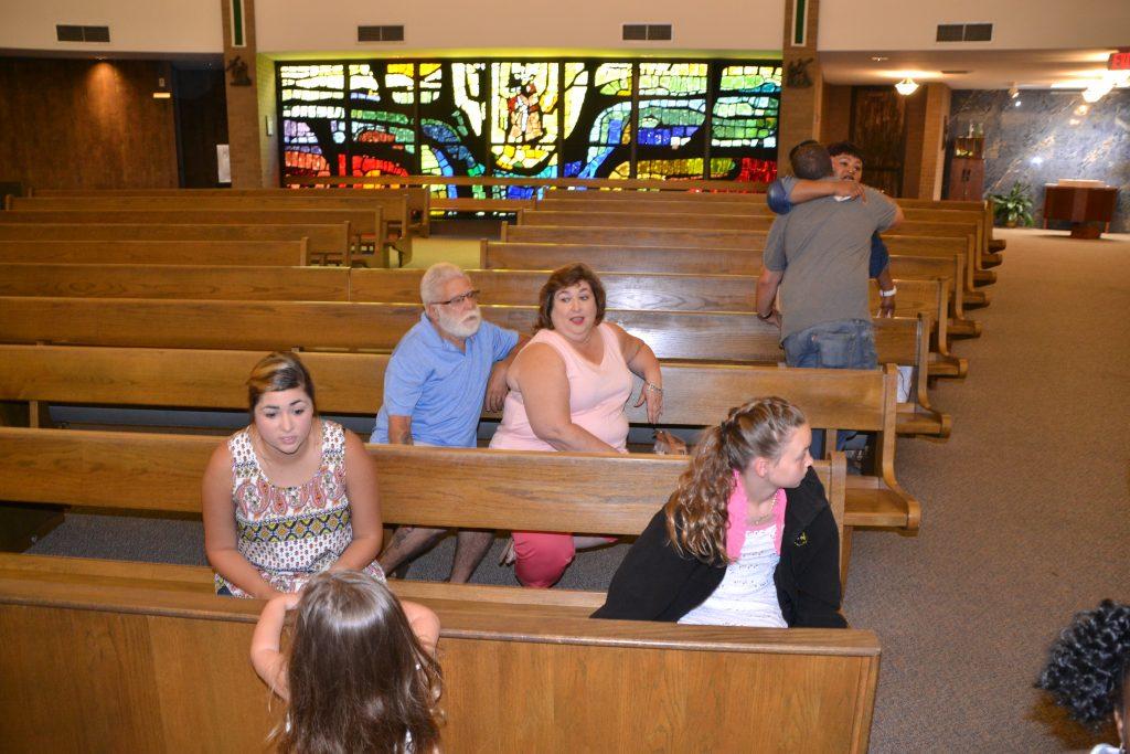 Tyler Maise Barrow's Baptism (2)