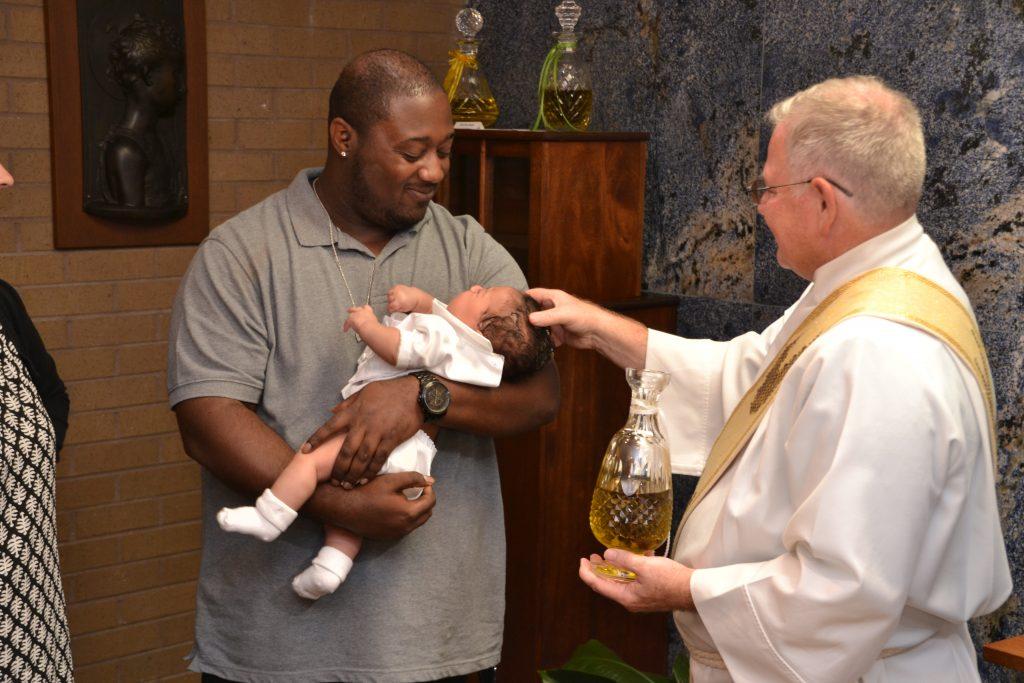 Tyler Maise Barrow's Baptism (72)